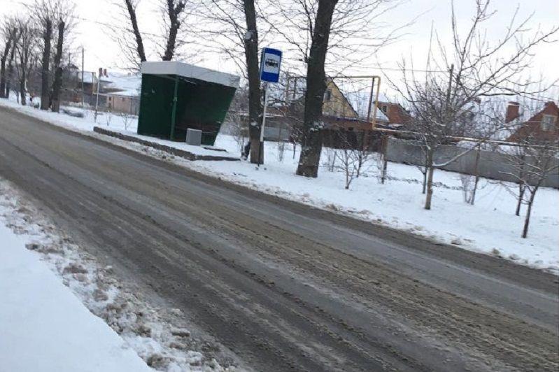На Кубани в некоторых районах выпал снег, фото-1