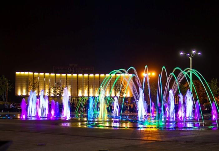 В выходные на Главной городской площади в Краснодаре прозвучит музыка Римского-Корсакова