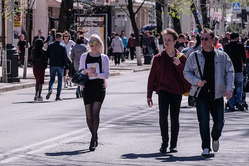 Краснодар попал впятерку самых гостеприимных городов РФ