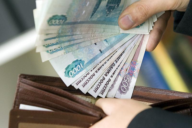 Средняя зарплата в Краснодарском крае составляет 34,47 тысячи рублей