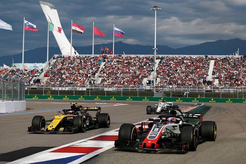 В «Росгонках» рассказали, что будет с «Сочи Автодромом» после потери этапа «Формулы 1»
