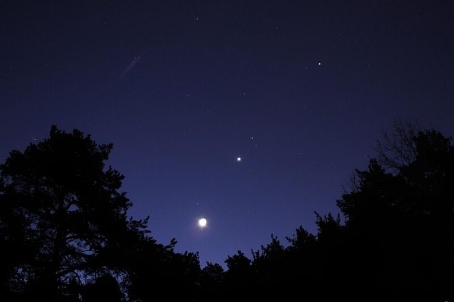 Жители Краснодарского края смогут увидеть парад планет в ночь на 4 ...
