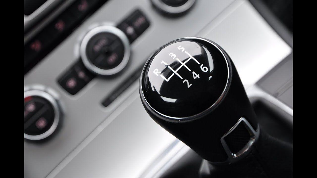 Названы самые популярные автомобили с механической коробкой передач