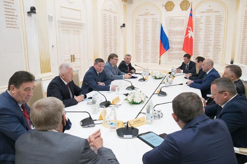 В Волгограде прошла 34-я Конференция Южно-Российской парламентской  ассоциации