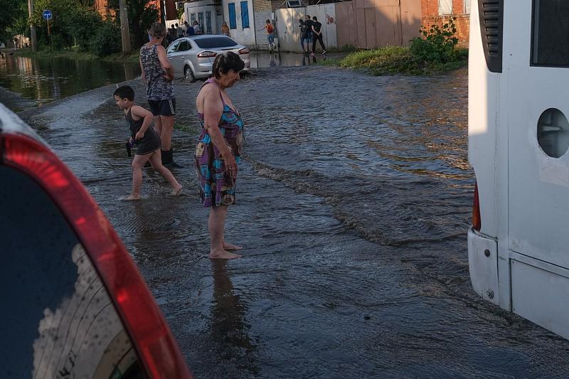 В Краснодаре температура воздуха понизится на шесть градусов