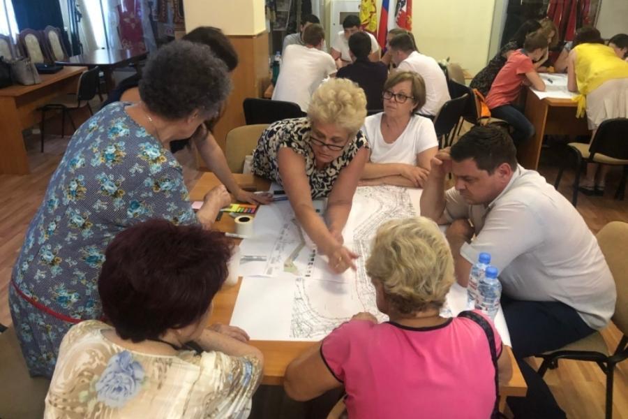 Жителей Краснодара приглашают принять участие в благоустройстве города