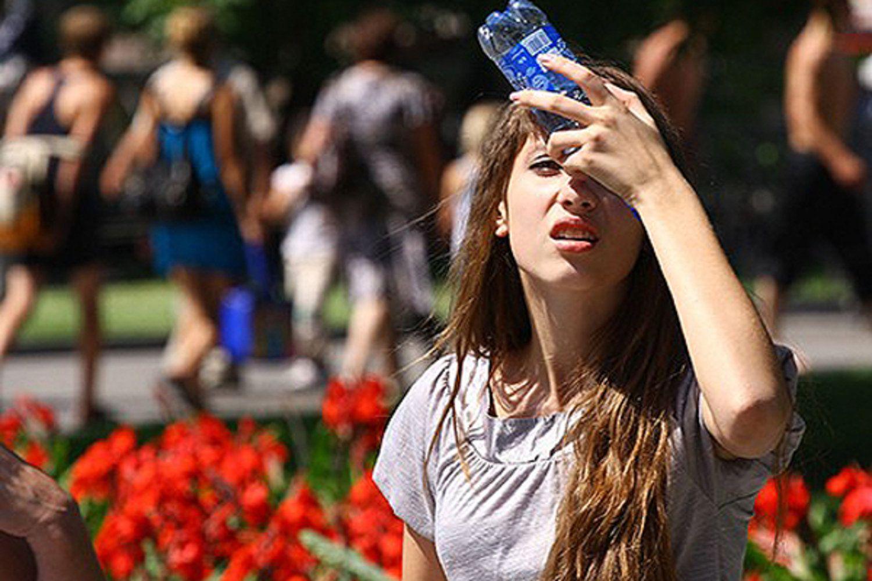 Начало недели в Краснодарском крае ознаменуется сильной жарой