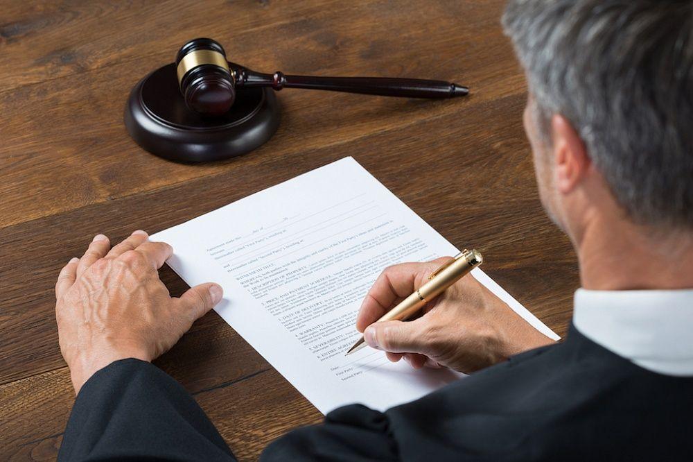 приговор в уголовном процессе