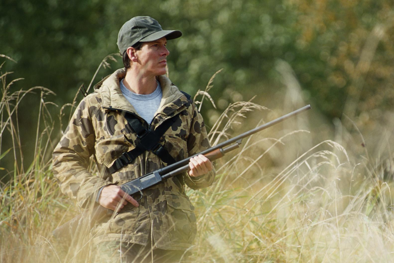 картинки человек на охоте законодательство разрешает носить