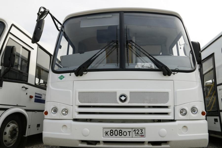 Три автобусных маршрута продлят на время проведения медицинского форума в Краснодаре
