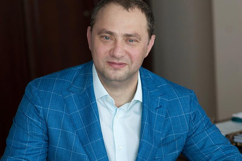 Министр здравоохранения Кубани Евгений Филиппов получил благодарность Совета Федерации