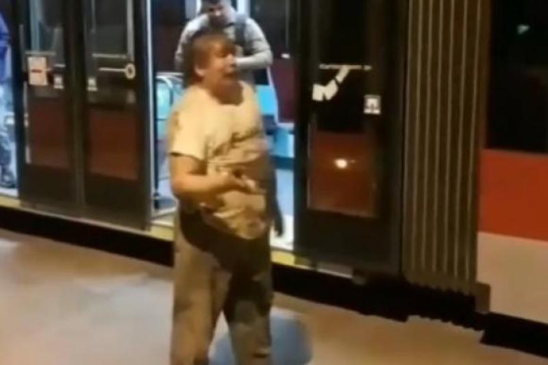 Пенсионер выбил несколько зубов женщине вкраснодарском трамвае