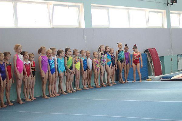 Сочи принимает Всероссийские соревнования по спортивной гимнастике «Черноморская чайка»