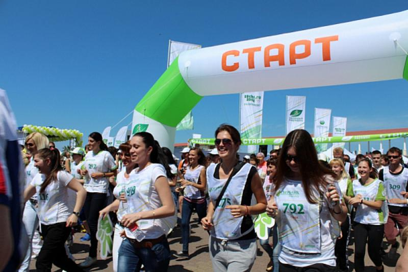 Забег «Зеленый марафон» пройдет в Сочи