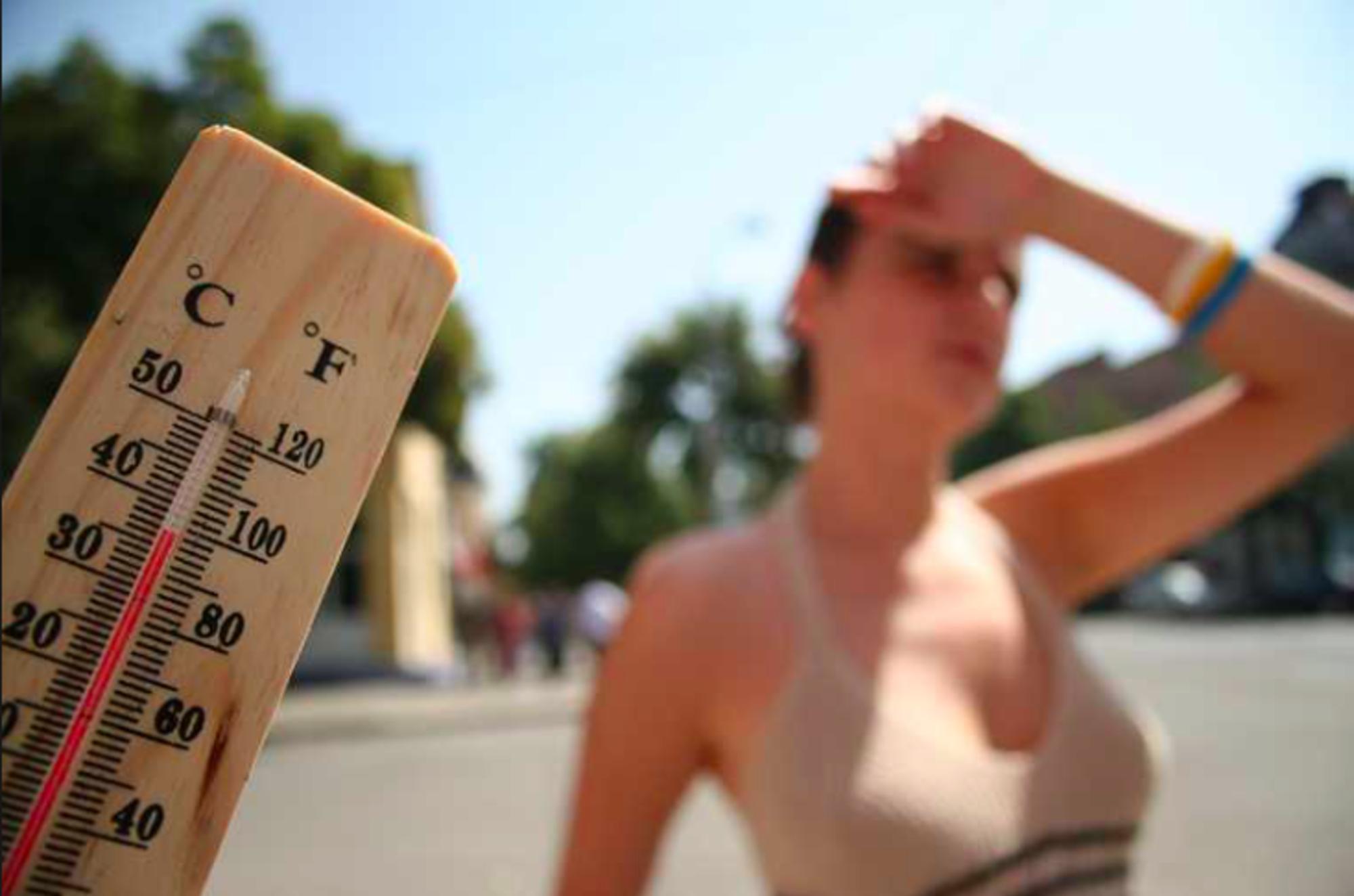 В Краснодарском крае 24 августа ожидается сильная жара