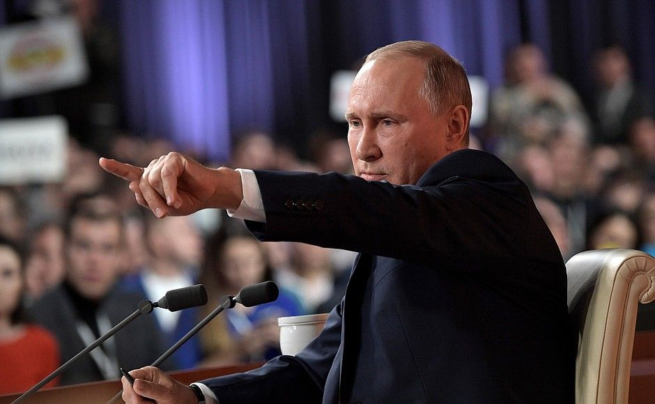 В.Путин предложил простить налоговые долги гражданам иИП