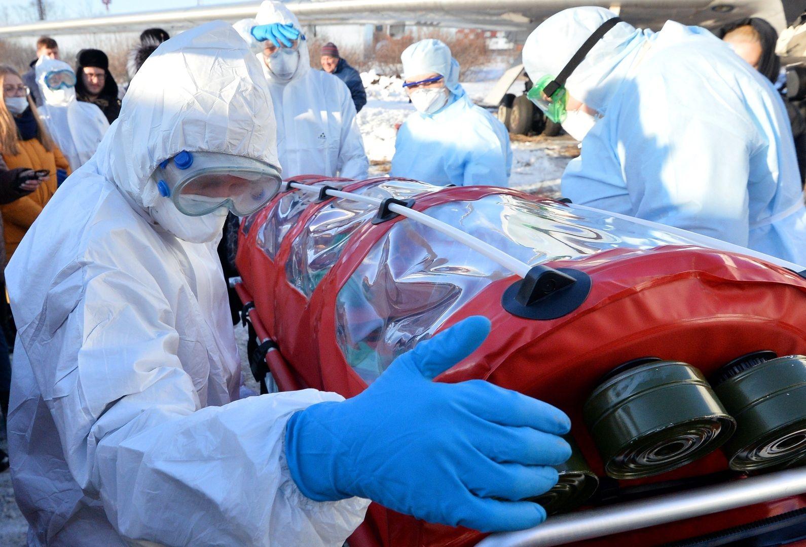 Сколько на сегодняшний день, 24 апреля, людей в России больны коронавирусом?
