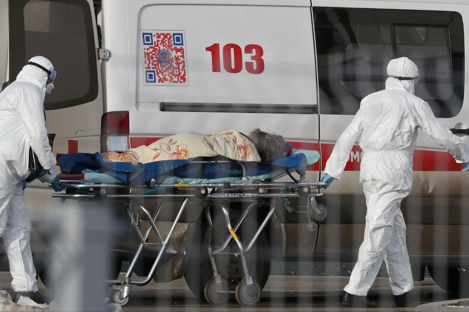 Ситуация с коронавирусом в мире на сегодняшний день 27 марта остается напряженной