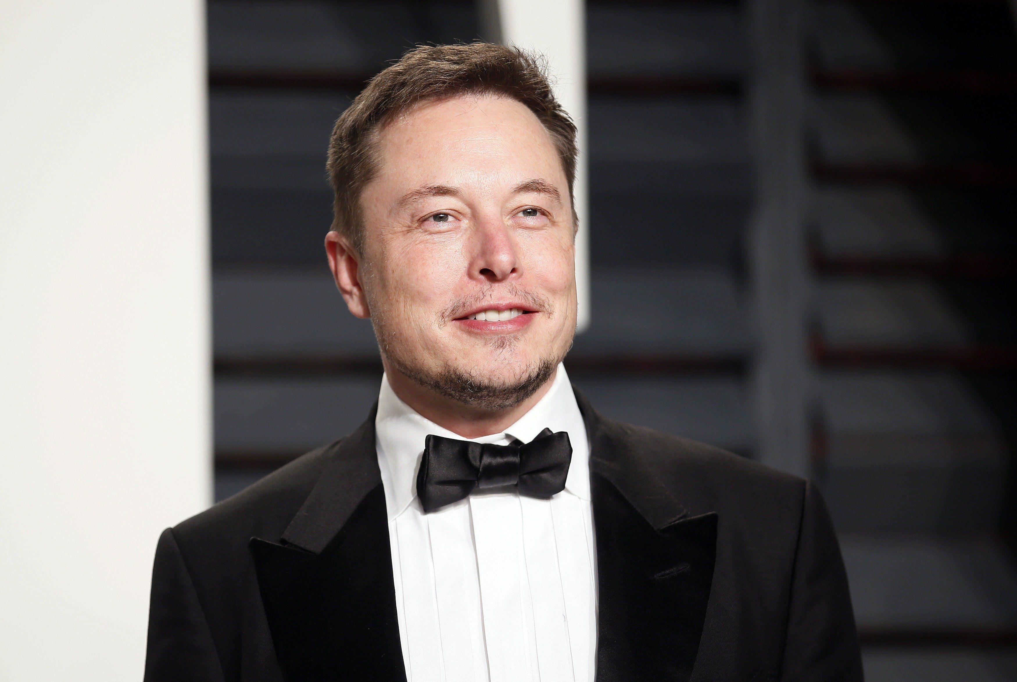 Илон Маск, глава Тесла и идейный вдохновитель автономного вождения
