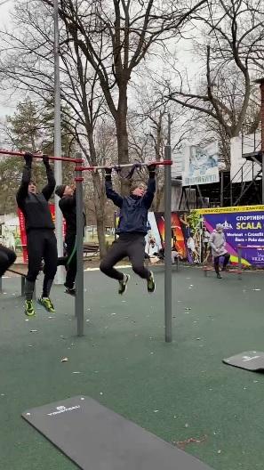 В Краснодаре прошла кроссфит тренировка в рамках проекта «Пробуди в себе силу 2.0»