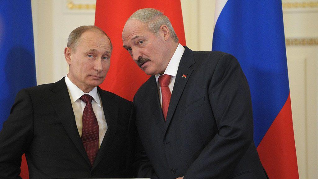 Путин 22 августа встретится в Сочи с президентом Белоруссии Лукашенко