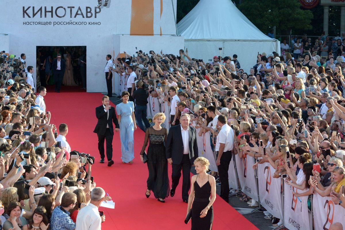 Снятый под Петербургом фильм победил на«Кинотавре»
