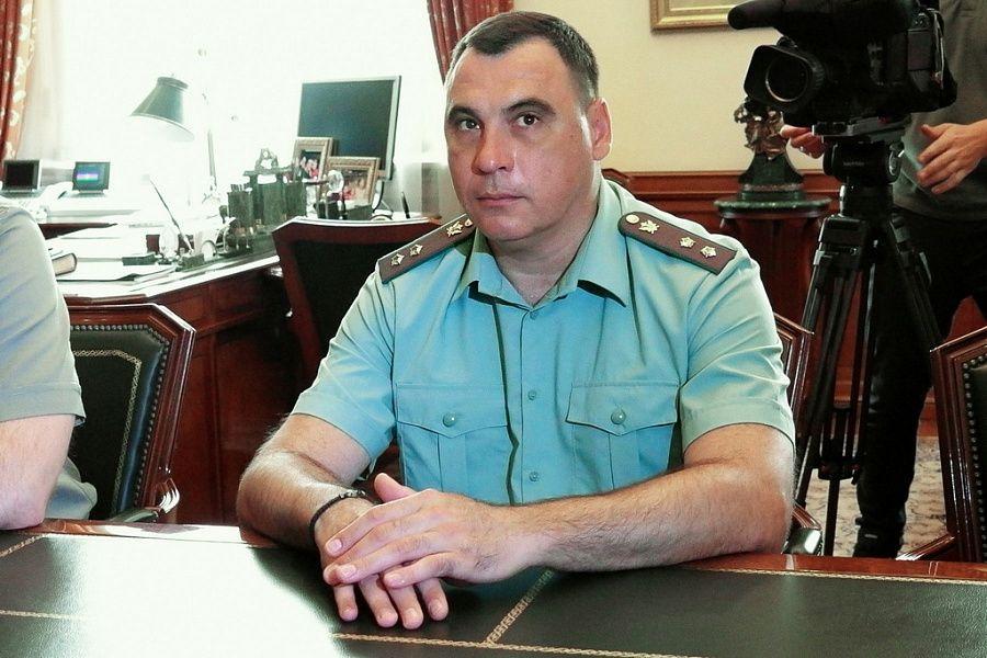 Главным судебным приставов Краснодарского края стал Дмитрия Ткаченко