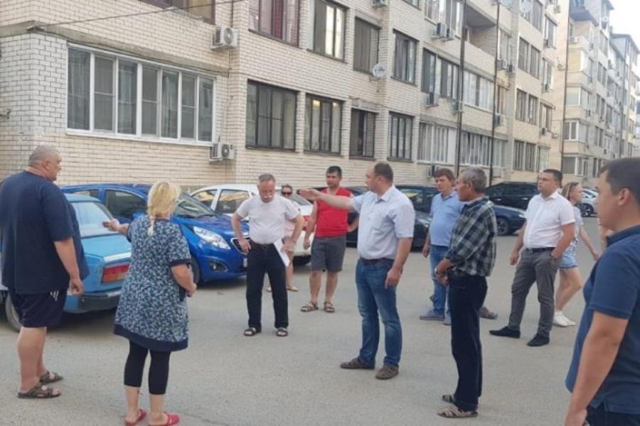 Мэр Краснодара рассказал, когда начнут строить дороги в Музыкальном микрорайоне