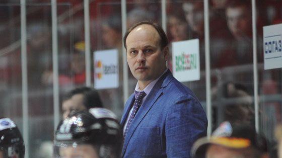 В ХК «Сочи» сменился главный тренер