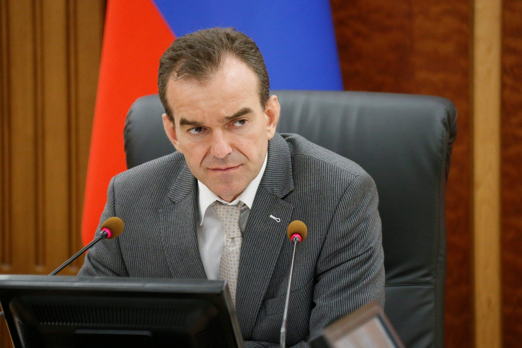 Руководитель Кубани: Для региона 2017 год— год благоприятной динамики