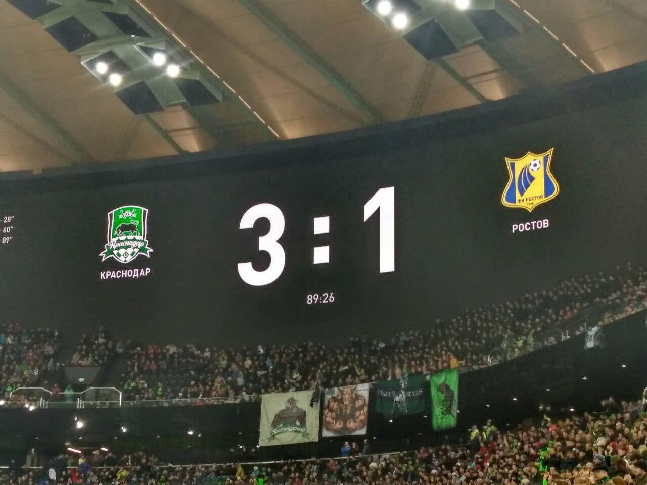 ФК «Краснодар» иФК «Кубань» проведут первые официальные матчи в текущем 2018 году