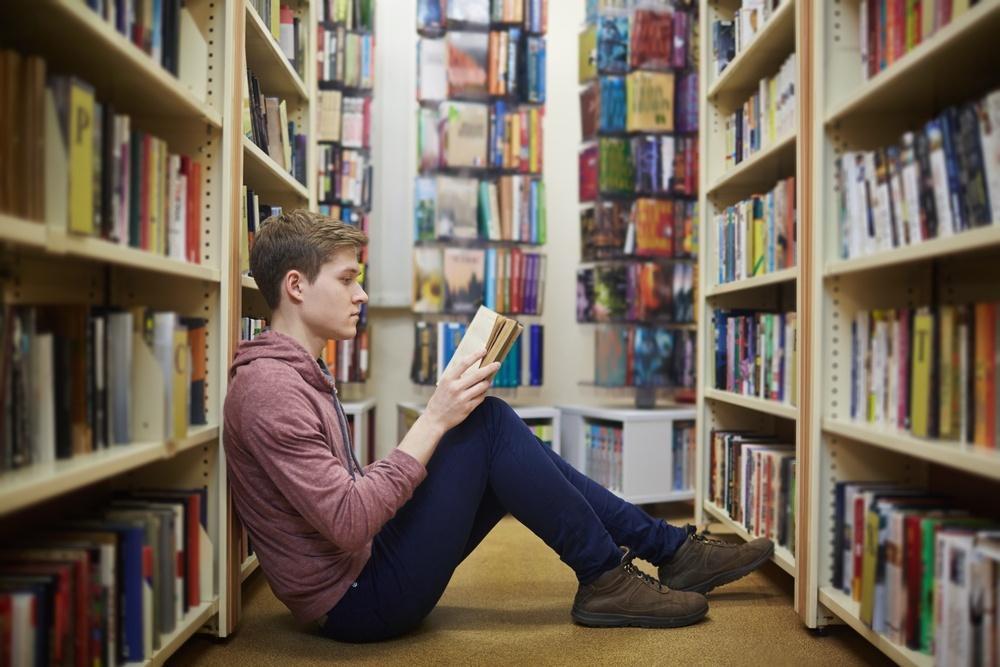 Люди и книги картинка