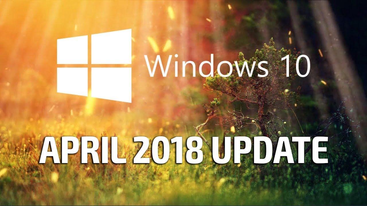 Windows 10 Fall Creators - самая популярная десятка
