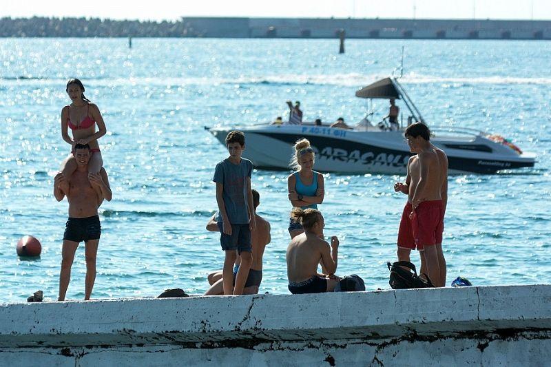Синоптики рассказали, где на кубанских курортах самые благоприятные условия для купания
