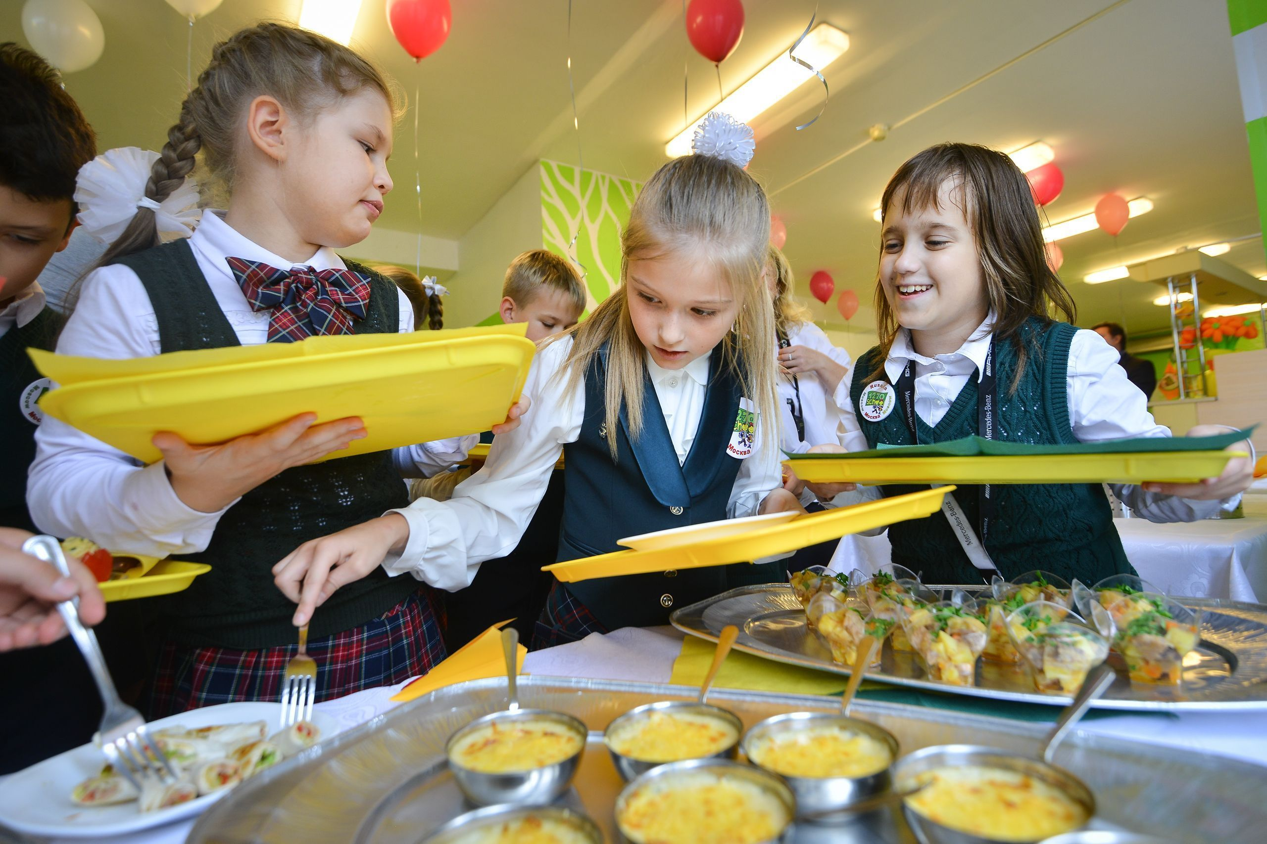 В мэрии Краснодара прокомментировали информацию о перерасчете питания для младших школьников