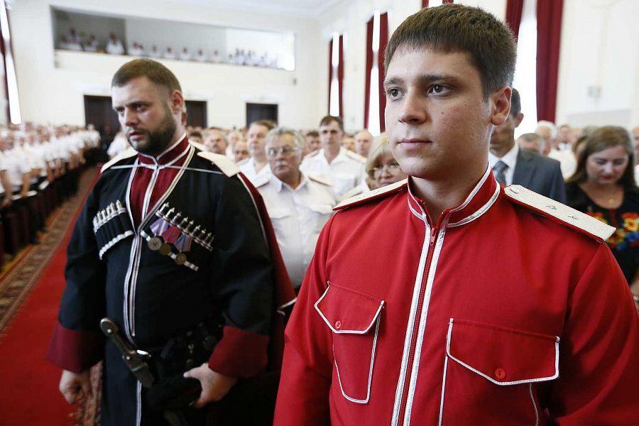 В Совете атаманов Кубанского казачьего войска приняли участие свыше 600 человек