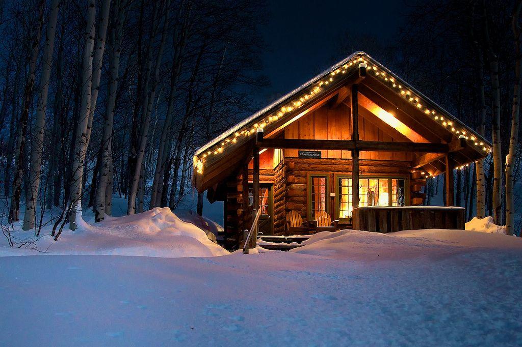 комната фото новогодней избушки селе гоор шамильского