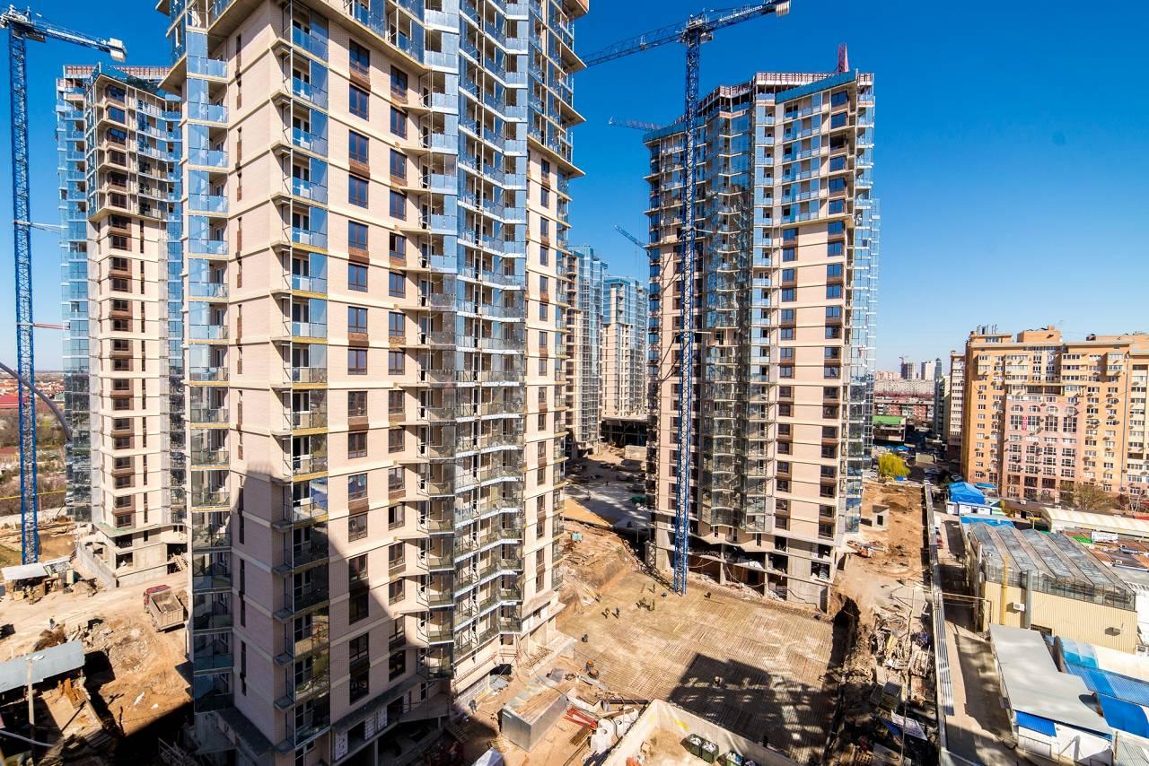 Нижний Новгород попал вчисло аутсайдеров построительству жилья