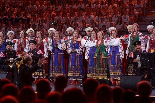 фото кубанский казачий хор добраться
