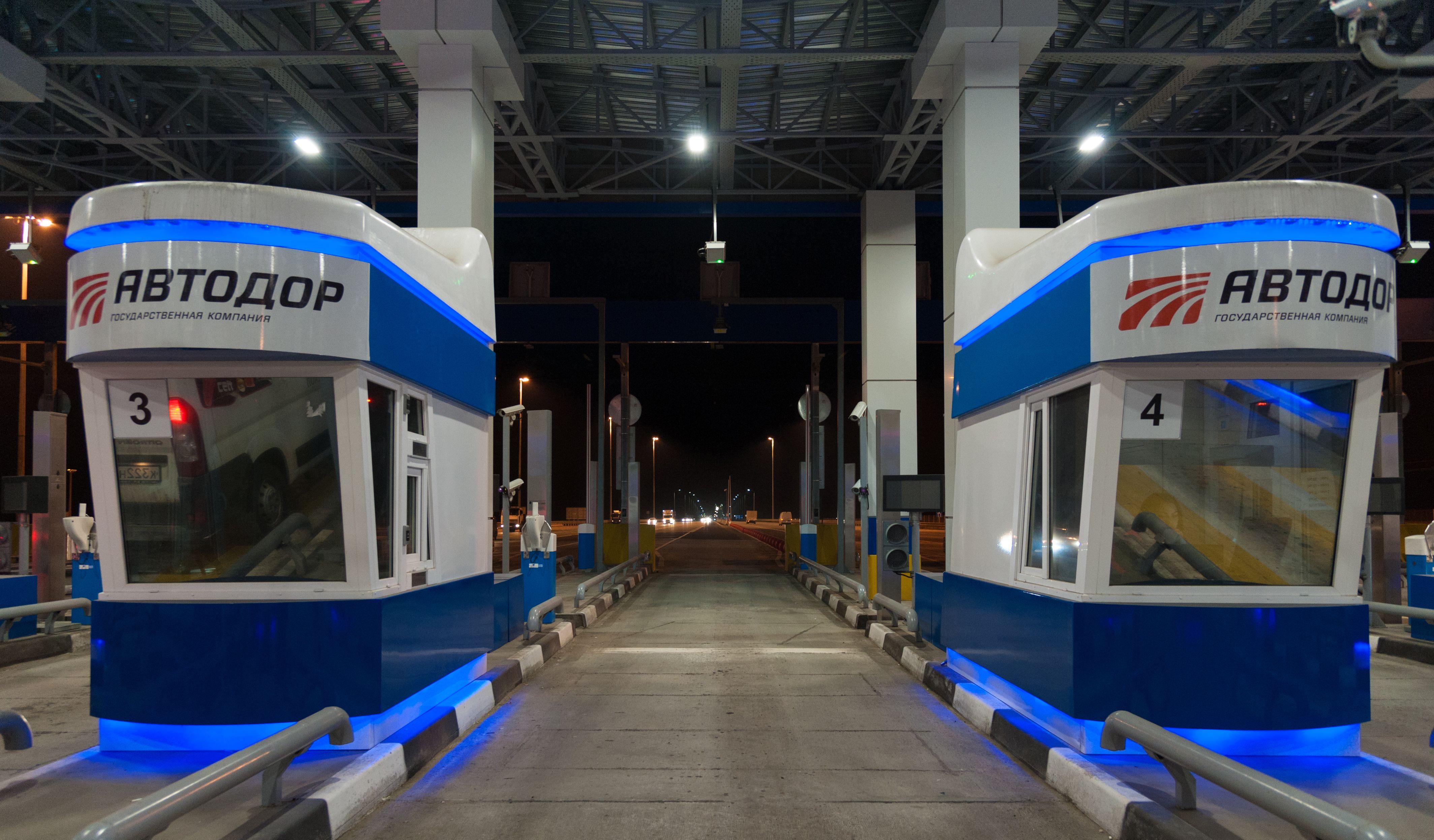 Цена проезда по новому платному участку трассы М-4 «Дон» составит от 56 рублей