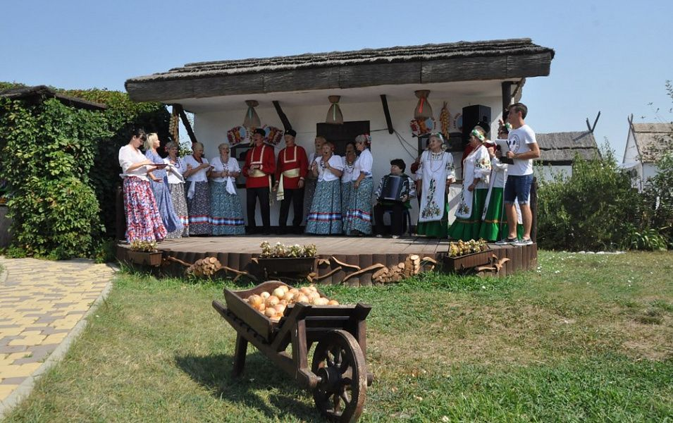 В «Атамани» пройдет фестиваль «Картопля цэнэцыбуля»