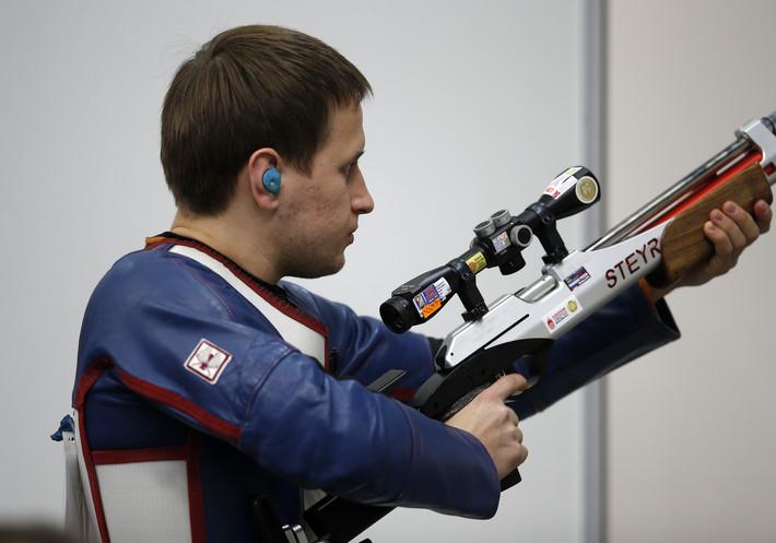 Стрелок из Краснодара завоевал «золото» и «серебро» Всероссийских соревнований