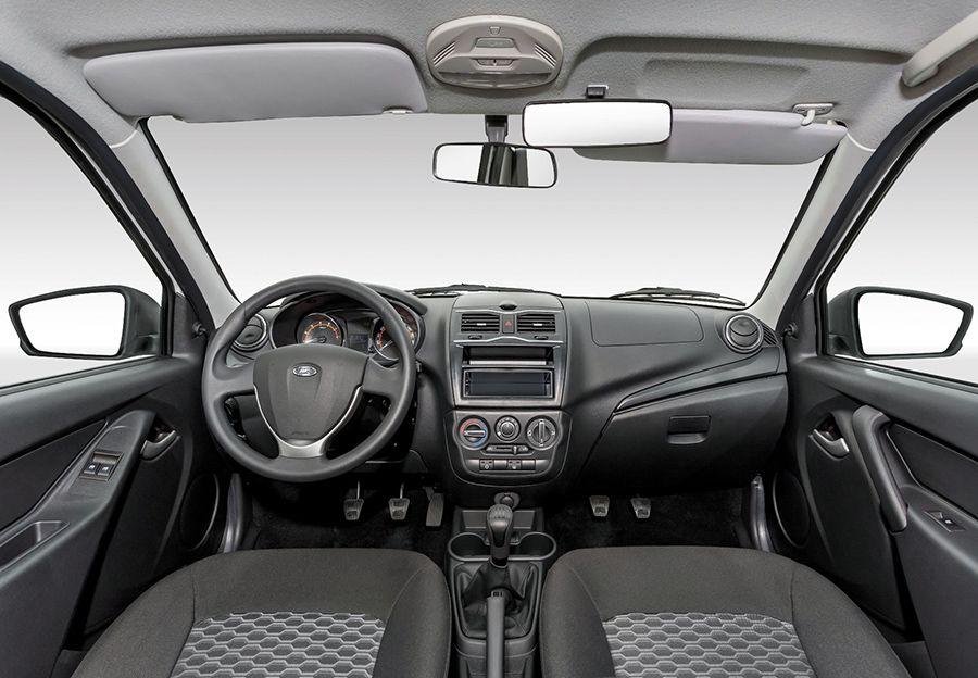 АвтоВАЗ выпустил учебную Lada Granta