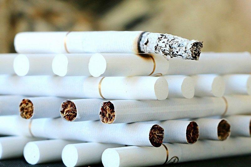 Полицейские изъяли у женщины партию сигарет без акцизов на 900 тыс. рублей