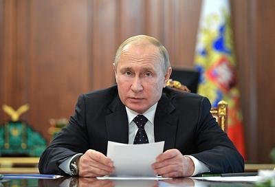 Владимир Путин поручил обеспечить жильем семьи с низкими доходами