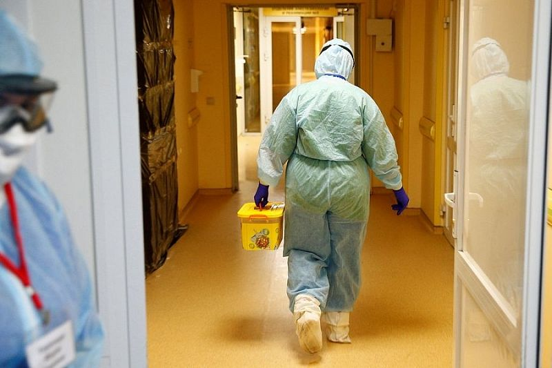 За последние сутки в Краснодарском крае выявлено 188 новых случаев заболевания COVID-19