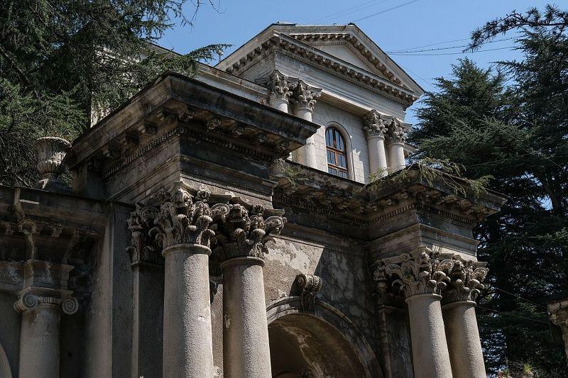 Санаторий Орджоникидзе в Сочи закрывают для посещений из-за предстоящего ремонта