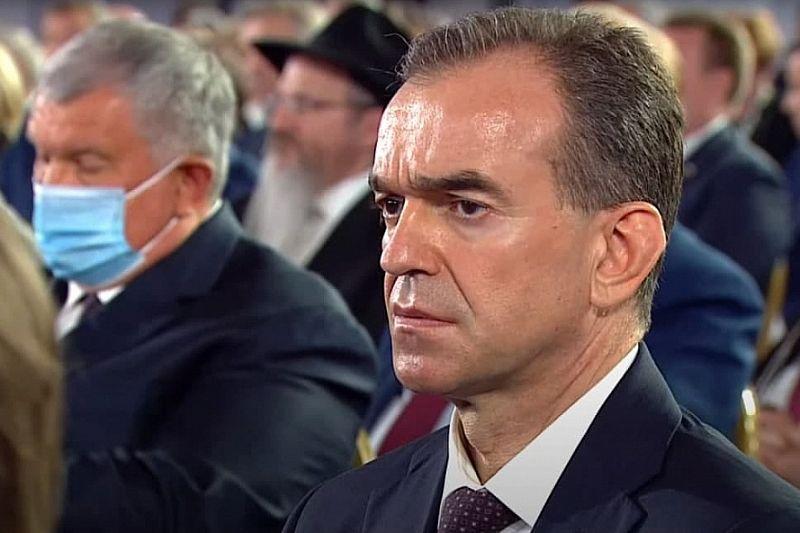 Губернатор Кубани Вениамин Кондратьев оценил решение президента о бесплатном подведении газа до границ домов
