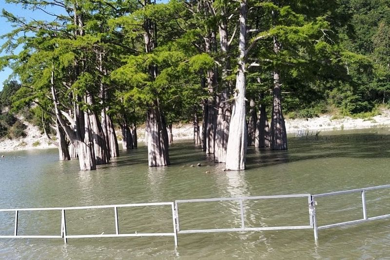 В Минприроды предупредили об опасности Кипарисового озера