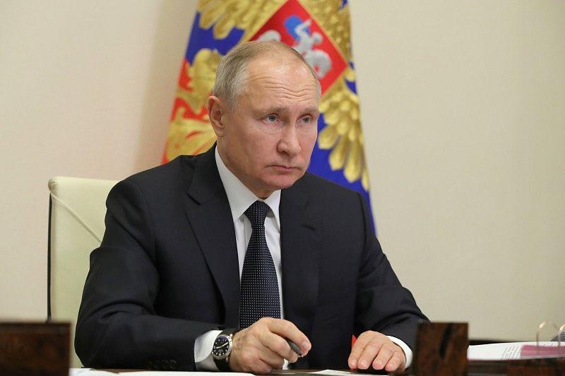 Владимир Путин посоветовал задействовать новые российские суда на линии Сочи — Крым